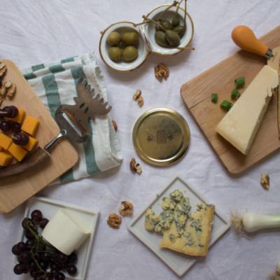 Craftbeer und Käse