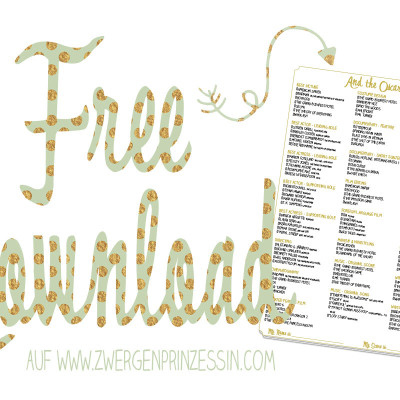download freebie oscar wettkarte ballot 2015