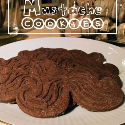 schnurrbart kekse - ein rezept für den movember