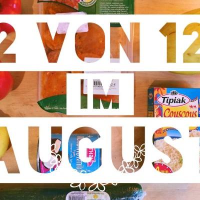 12 von 12 im august