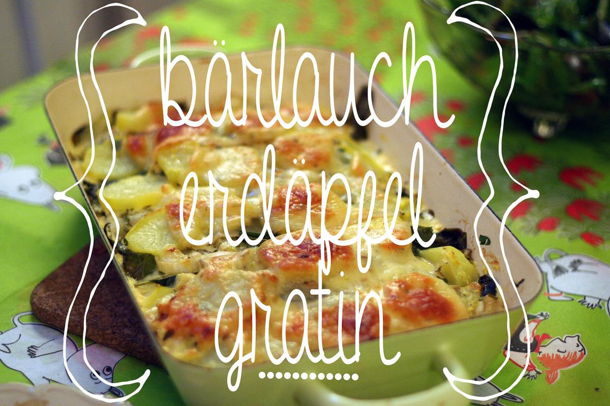 bärlauch-erdäpfel-gratin