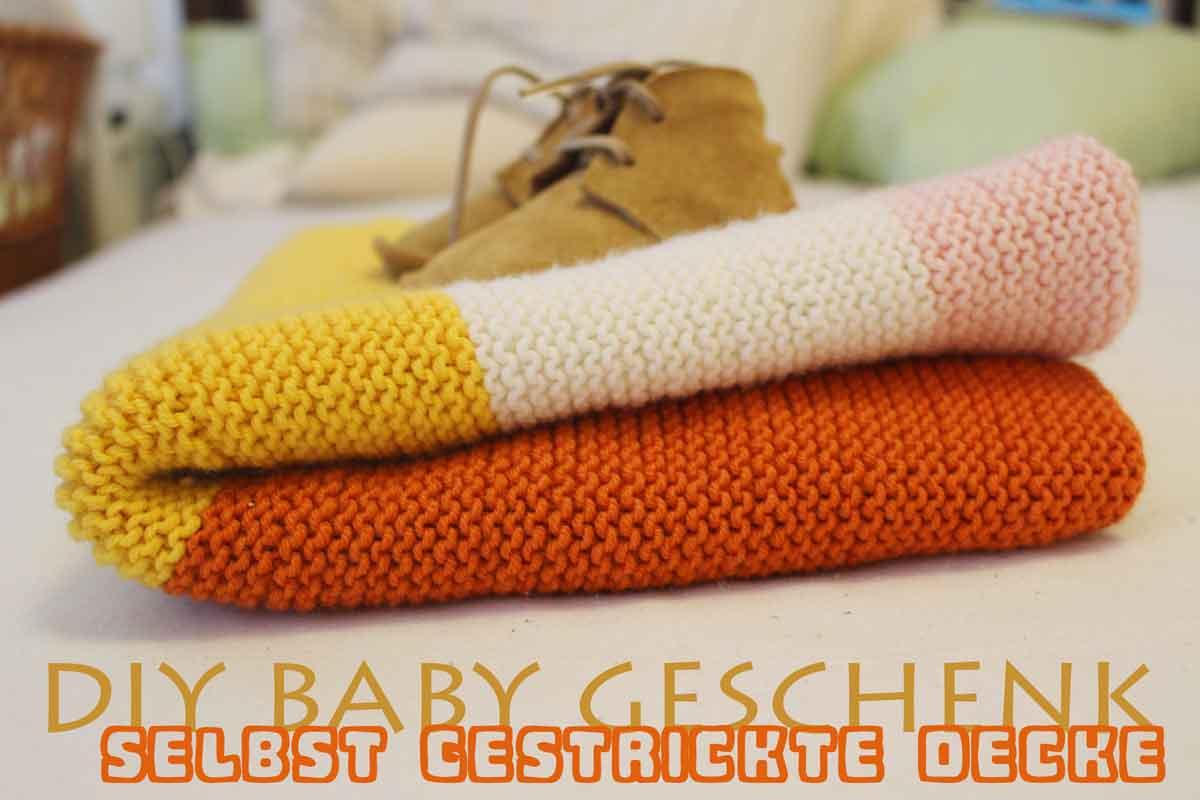 diy gift: super easy baby blanket {tutorial}