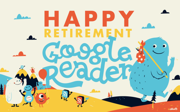 happy retirement (by feedly)
