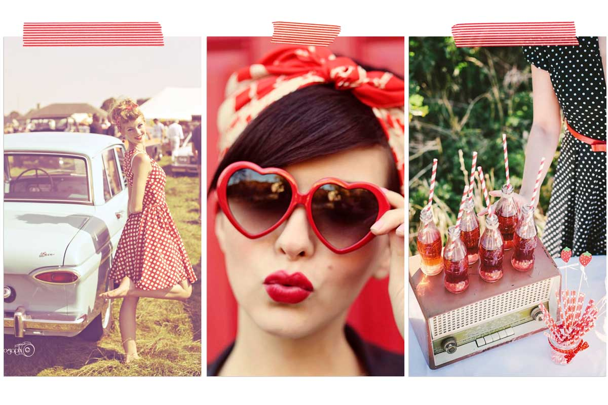 rockabilly party theme: birthday inspiration