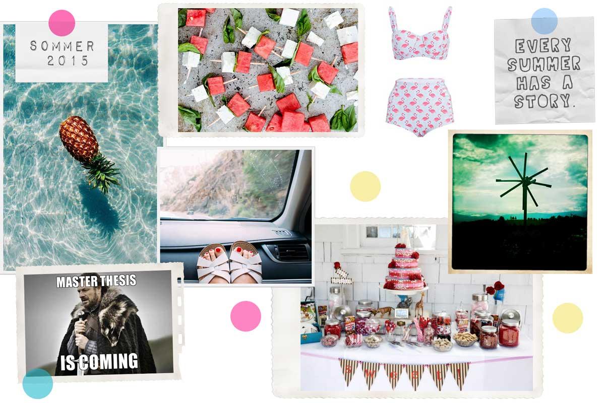 bucket list summer 2015