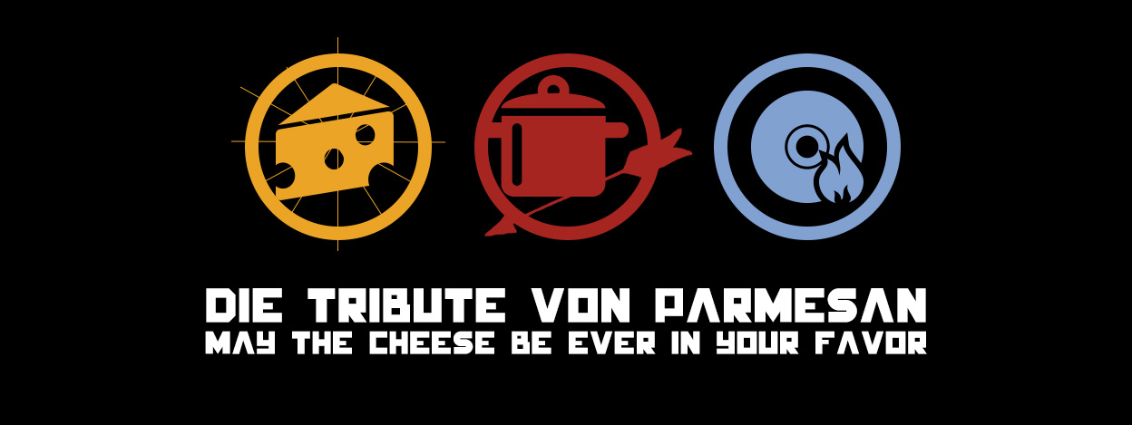 the no-hunger games: tribute von parmesan