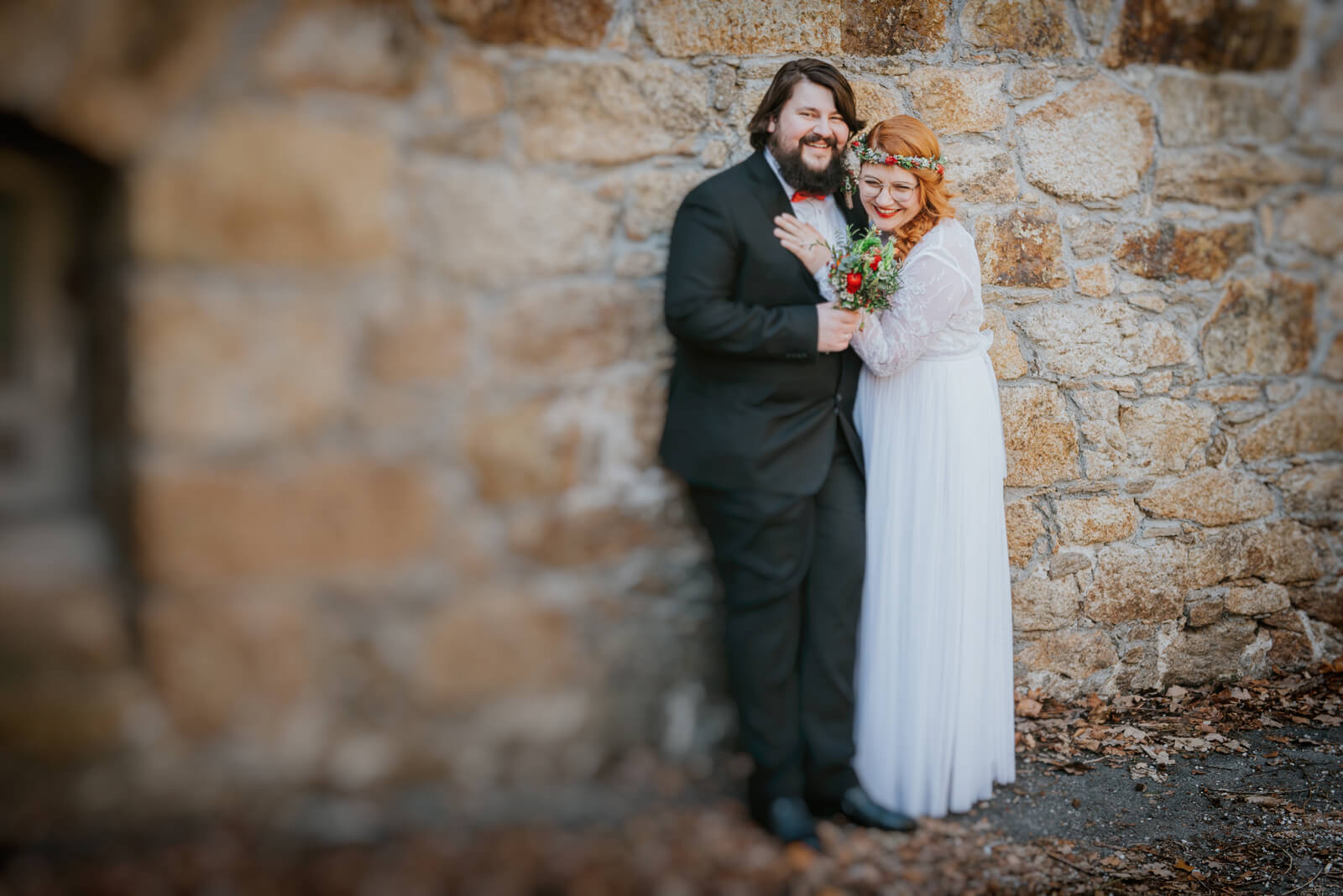 wir sind verheiratet!(foto: markus maierhofer)